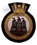 EDINBURGH - Blazer Badge~OFFICIALLY LICENCED PRODUCT (1) (2)